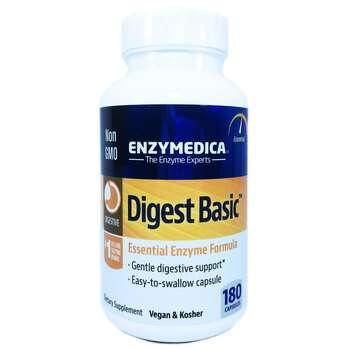 Купить Digest Basic Essential Enzyme Formula 180 Capsules