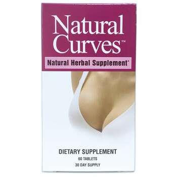 Купить Natural Curves 60 Tablets