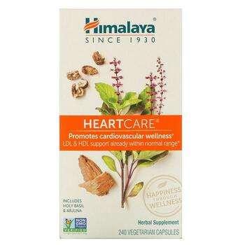Купить Himalaya Herbal Healthcare HeartCare 240 Veggie Caps
