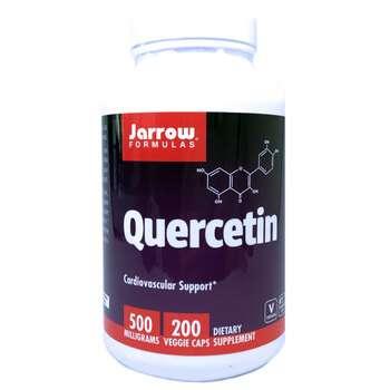 Купить Quercetin 500 mg 200 Capsules ( Кверцетин 500 мг 200 капсул)