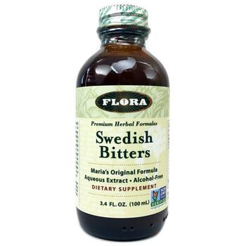 Купить Flora Swedish Bitters Non-GMO 100 ml