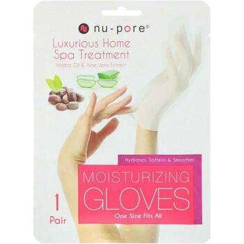 Купить United Exchange Moisturizing Gloves Jojoba Oil Aloe Vera Extra...