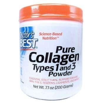 Купить Pure Collagen Types 1 & 3 Powder 200 g
