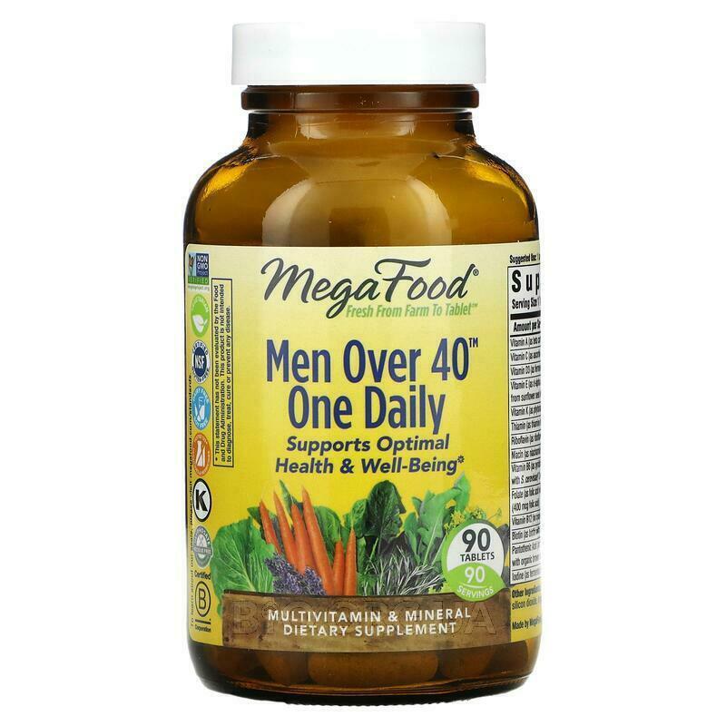 для мужчин старше 40 раз в день, 90 таблеток без железа фото товара