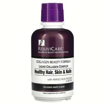 Купить Rejuvicare Collagen Beauty Formula Liquid Collagen Complex Hea...