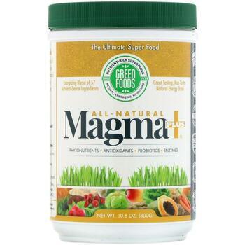 Купить Green Foods Corporation Magma Plus Natures Energy Drink 300 g