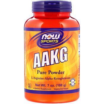Купить Now Foods Sports AAKG Pure Powder 198 g