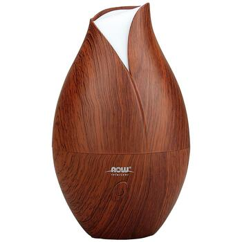 Купить Now Foods Solutions Ultrasonic Faux Wood Grain Oil Diffuser 1 ...