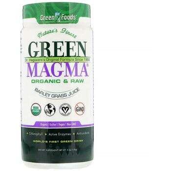 Купить Green Foods Corporation Green Magma Barley Grass Juice 5 150 g