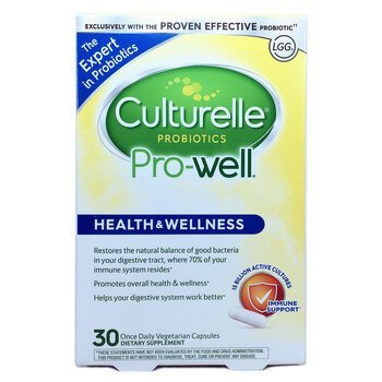 Купить Culturelle Health & Wellness Immune Support 30 Once Daily Vege...