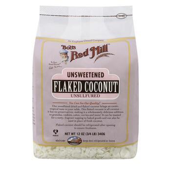 Купить Flaked Coconut Unsweetened 340 g
