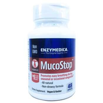 Купить Enzymedica MucoStop 48 Capsules