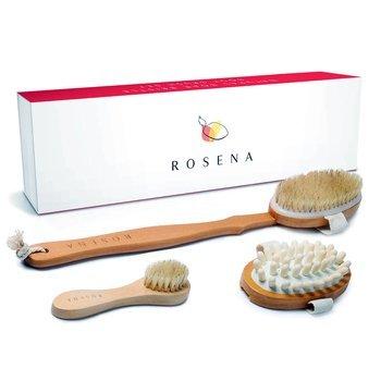 Купить Dry Brushing Body Brush Set ( Набір щіток для сухого чищення)