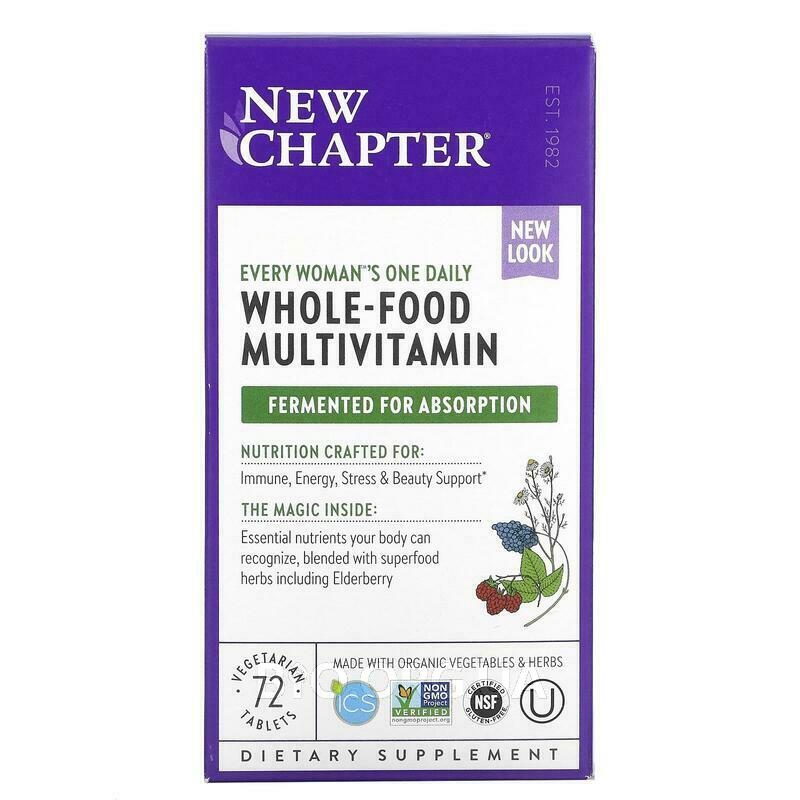 Every Womans One Daily Multi 72 Tablets фото товара