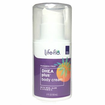 Купить Life-flo DHEA Plus Highly Absorbent Body Cream 57 g