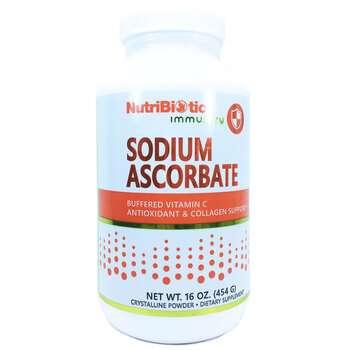 Купить NutriBiotic Sodium Ascorbate Buffered Vitamin C 454 g