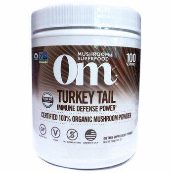 Купить Turkey Tail Certified 100% Organic Mushroom Powder 200 g