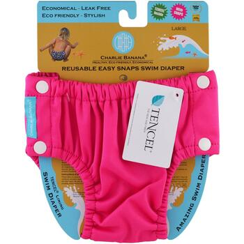 Купить Reusable Easy Snaps Swim Diaper Hot Pink Large 1 Diaper