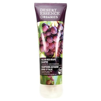 Купить Desert Essence Organics Shampoo Italian Red Grape 237 ml