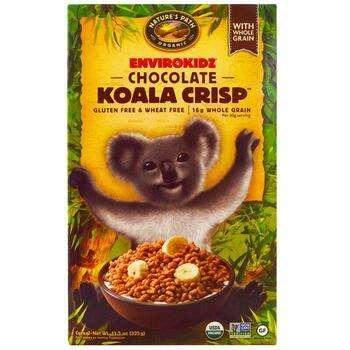 Купить EnviroKidz Organic Chocolate Koala Crisp Cereal 11 325 g