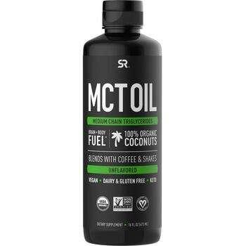 Купить Масло MCT без ароматизаторов 473 мл