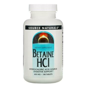 Купить Betaine HCL 650 mg 180 Tablets ( Betaine HCL 650 mg 180 Tablets)