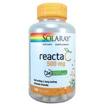 Купить Reacta-C 500 mg 180 VegCaps