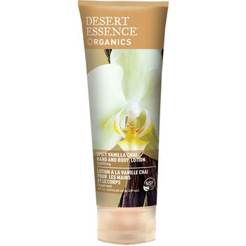Купить Desert Essence Organics Hand and Body Lotion Spicy Vanilla Cha...