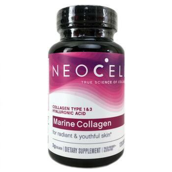 Купить Marine Collagen 120 Capsules (Неоцел морської колаген 120 капсул)