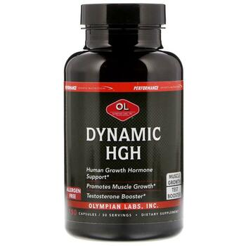Купить Olympian Labs Inc. Dynamic HGH 150 Capsules