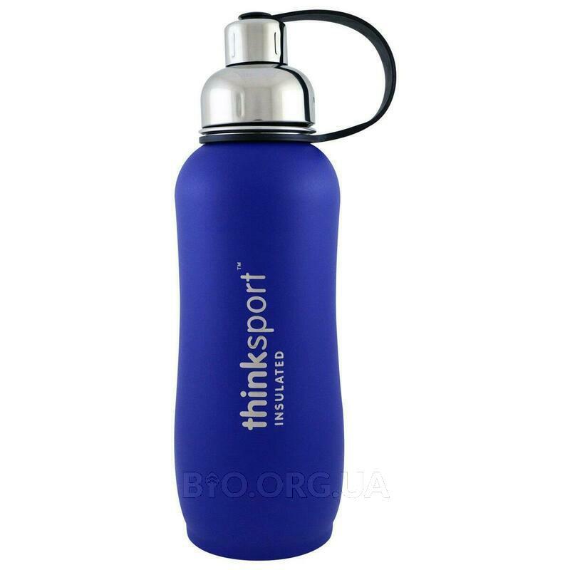 Think Thinksport Спортивная Бутылка Изолированная Синяя 750мл фото товара
