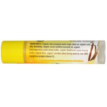 Милл крик органический бальзам для губ Ваниль мед 4.2 гр  фото состава