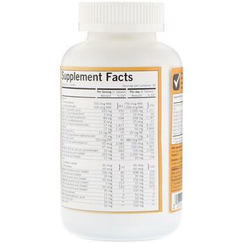 Vita Natal Пренатальные Мультивитаминны 180 таблеток  фото состава
