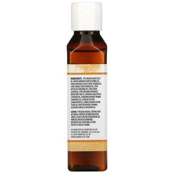 Аура Кассия масло для тела Расслабляющий сладкий Апельсин 118 мл  фото состава