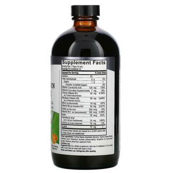 Нейчералс Ансвер Комплекс жидких витаминов группы В с натураль...  фото состава