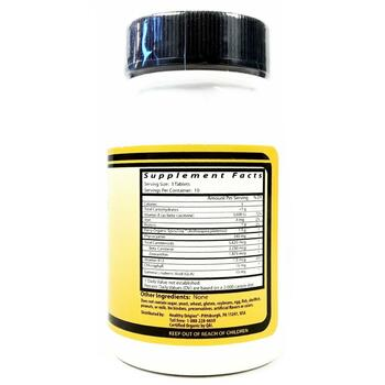 органическая спирулина 500 мг 30 таблеток  фото состава