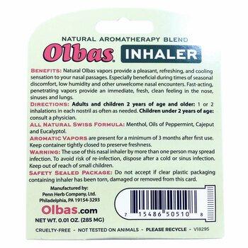 Терапевтический ингалятор Олбас 285 мг  фото состава