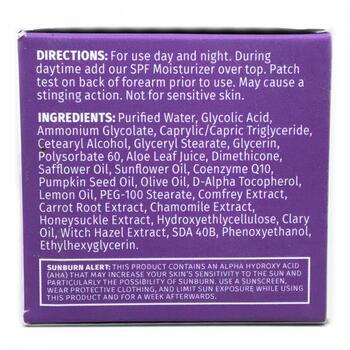 Ревива Лаб 10% гликолевый кислотный крем 42 г  фото состава