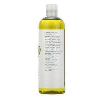 масло авокадо 473 мл  фото состава