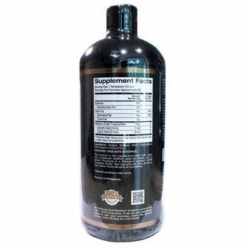 SPORTS Органическое масло MCT без ароматизаторов 946 мл  фото состава