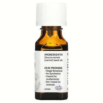 Аура Кассия 100% эфирное масло Морковных семян 15 мл  фото состава