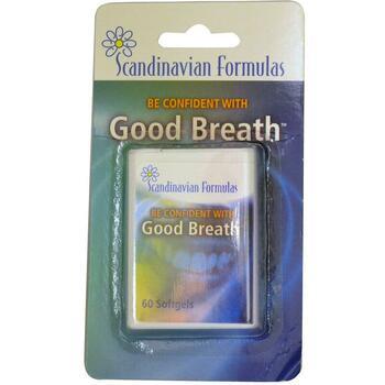 Скандинавские формулы хорошего дыхания 60 капсул  фото состава