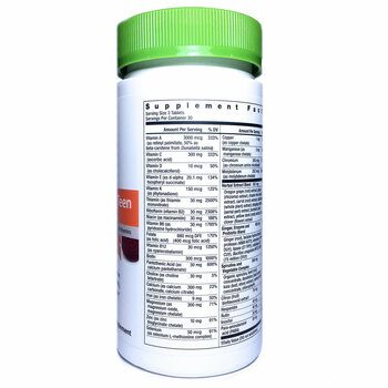 Мультивитамины для подростков 90 таблеток  фото состава
