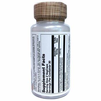 Ферментированные грибы Львиная грива 60 капсул  фото состава