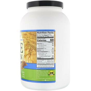 Рисовый протеин белок 136 кг  фото состава