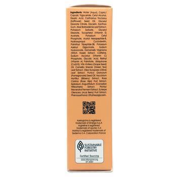 Крем с азелаиновой кислотой для ухода за кожей век c омолажива...  фото состава