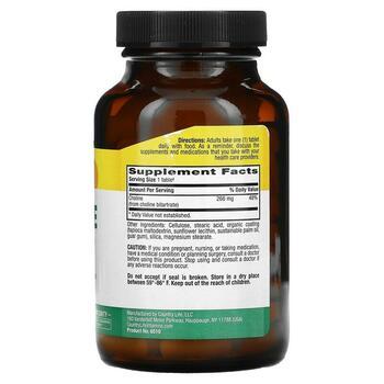 Холин 100 таблеток  фото состава