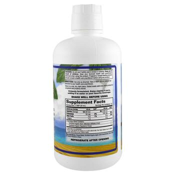 Dynamic Health Laboratories Organic Certified Noni Juice from ...  фото состава