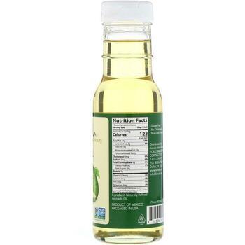 Кевала масло авокадо 236 мл  фото состава