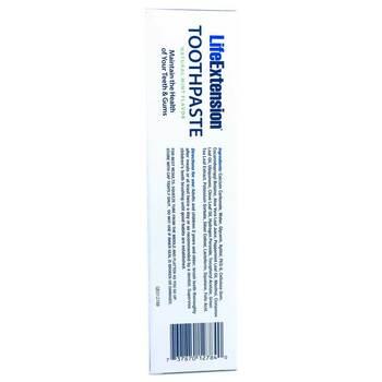 Зубная паста с натуральным вкусом мяты 113,4 г  фото состава